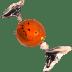 Bonbon-orange icon