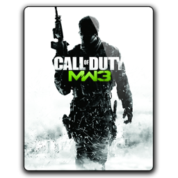 Call Of Duty Modern Warfare 3 Icon Game Pack 1 Iconset Zakafein
