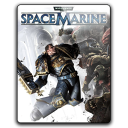 Warhammer 40k Space Marine icon