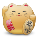 Chat japonais icon