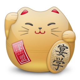 Chat japonais icon