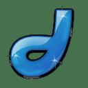 DWeaver bleu SZ icon