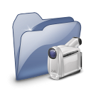 Folder Docvideo SZ icon