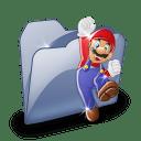 Folder Dossier Jeux SZ icon