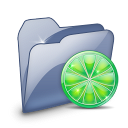 Folder Dossier LimeWire SZ icon