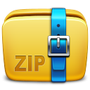 Folder Archive zip icon