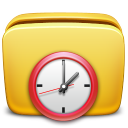 Folder Scheduled Tasks icon