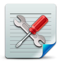 Document config icon