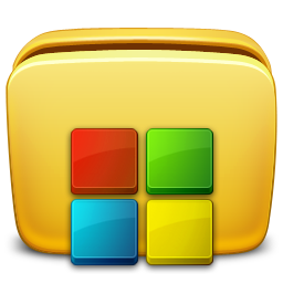 Folder Programs icon