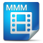 Filetype mmm icon