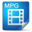 Filetype-mpg icon