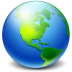 Network-Earth icon