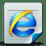 Document-html icon