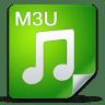 Filetype-m3u icon