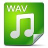 Filetype-wav icon
