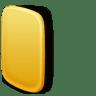 Folder-Empty-front icon