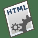 HTMl icon