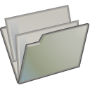 directory incative icon