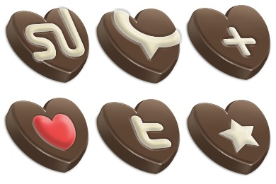 Chococons Icons