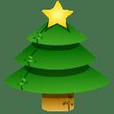 Crhistmass-tree icon