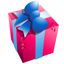 Gift-box icon