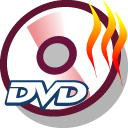 disc dvdr plus icon