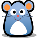 Optical-mouse icon