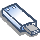 Removable-usb icon