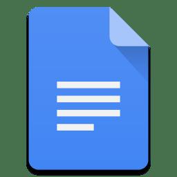 Filetype Docs icon