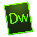 Adobe Dw icon