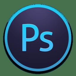 Adobe Photoshop Icon | Yosemite Adobe CC Dark Iconset ...