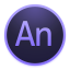 Adobe Edge Animate icon
