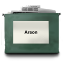 Arson icon