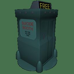 Futurama Suicide Booth icon