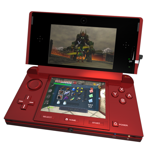 Nintendo 3DS icon