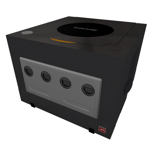 Nintendo-Game-Cube icon