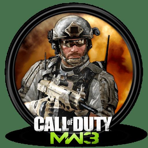 Cod Modern Warfare 3 3 Icon Call Of Duty Modern Warfare 3 Iconset Exhumed