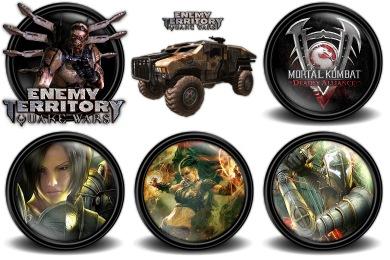 Mega Games Pack 02 Icons