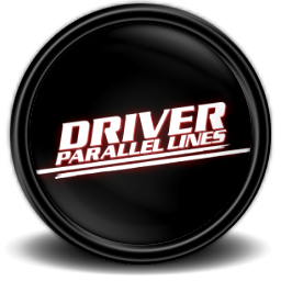 Driver Parallel Lines 4 Icon Mega Games Pack 04 Iconset Exhumed