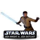 Star Wars Jedi Knight 2 Jedi Outcast 2 icon