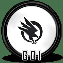 Command Conquer 3 TW new GDI 1 icon