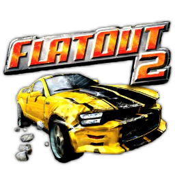 Image result for flat out 2 logo png