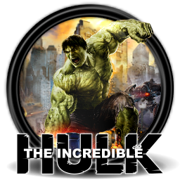 The Incredible Hulk 3 icon