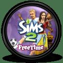 The Sims 2 FreeTime 1 icon