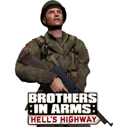 Brothers In Arms Hells Highway New 8 Icon Mega Games Pack 23 Iconset Exhumed