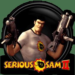 Serious Sam 2 2 icon