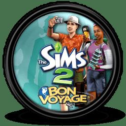 The Sims 2 BonVoyage 1 icon