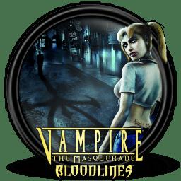 Vampire The Masquerade Bloodlines 1 icon