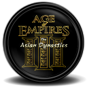 Age of Empires The Asian Dynasties 3 icon