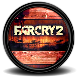Farcry 2 Collectors Edition Woodbox 2 Icon Mega Games Pack 24